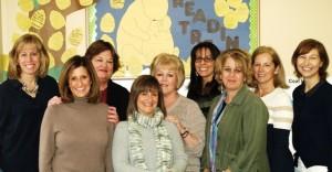 Owl's Crossing Staff Suzanne Fennelly, Gerilyn Vandam, Janet Dmohowski, April Tripp, Judy Carroll, Tina Herschfield, Deb Fougere, Kim Magill, Jen Adams